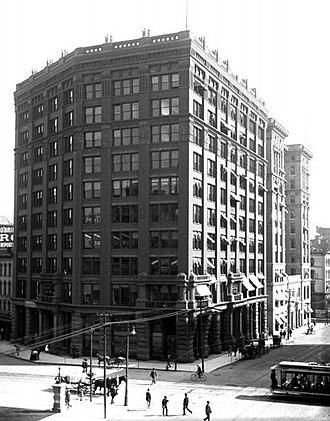 Hammond Building - Image: Hammond Building (Detroit)