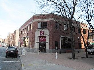 Hampden Bank - Hampden Bank in Downtown Springfield