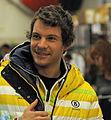 Hannes Dotzler bei der Olympia-Einkleidung Erding 2014 (Martin Rulsch) 02.jpg