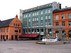 Hansken Sculpture and Theatre Museum, Christiania Torv.