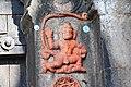 Hanuman besides Doorway, Ajinkyatara.jpg