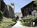 Hardegg - castle Hardegg, courtyard.jpg