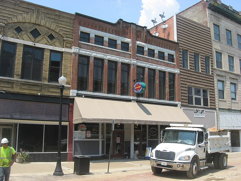 File:Harding and Miller Music Company — Evansville.jpg
