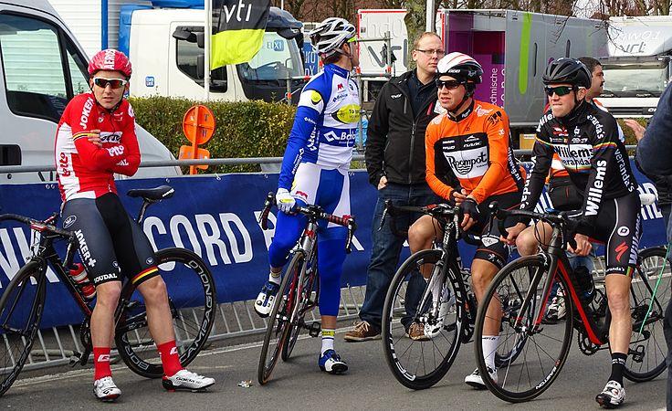 Harelbeke - E3 Harelbeke, 27 maart 2015 (E25, E3 Sprint Challenge).JPG