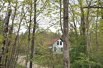 Wildwood Cottage - Image: Harrisville NH Wildwood Cottage