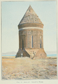 Hasan Padişah Kümbeti in Ahlat.png