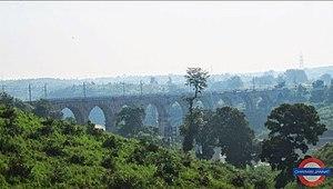 Chirmiri - old bridge