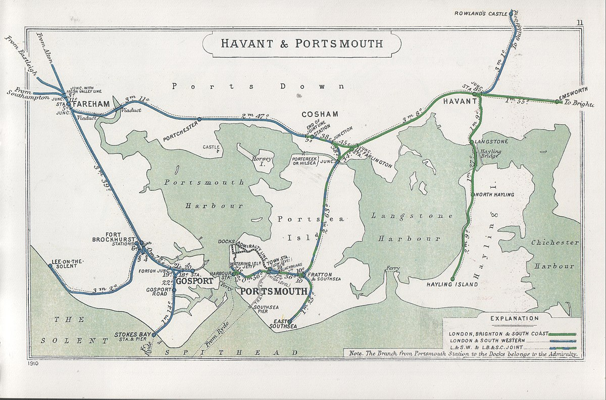 Southsea Railway  Wikipedia