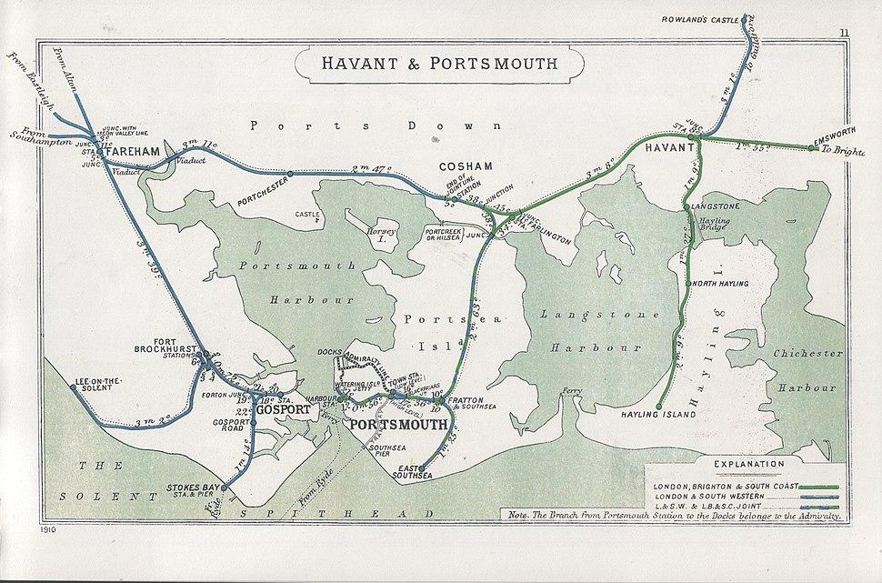 Havant & Portsmouth RJD 11