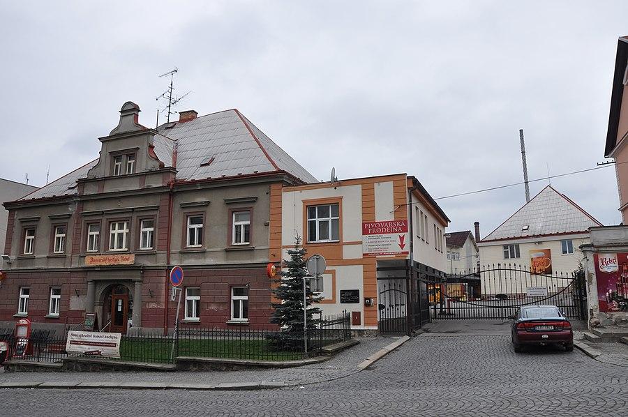 Havlíčkův Brod Brewery
