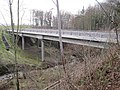 Haydon Bridge Bypass over the Langley Burn - geograph.org.uk - 1726121.jpg