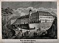 Health resort, Boppard am Rhein, Marienberg, Germany. Line e Wellcome V0013935.jpg