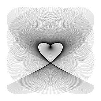 Heart (symbol) - Heart by Hamid Naderi Yeganeh