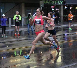 Heather Kampf American athlete