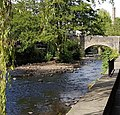 Hebden Water and The Old Bridge (geograph 5828612).jpg