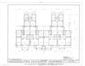 Heidelberg Apartments and Cottages, Braddock Avenue and Waverly Street, Pittsburgh, Allegheny County, PA HABS PA,2-PITBU,21- (sheet 4 of 21).png