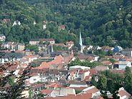 Heidelberg Peterskirche