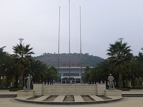 Hekou North Railway Station - P1380446.JPG