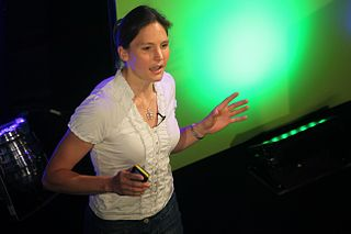 Helen Czerski British physicist