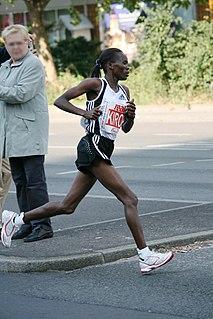 Helena Kirop Kenyan long-distance runner