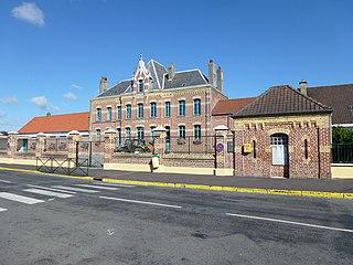 Helfaut Commune in Hauts-de-France, France