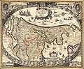 Helmink Antique map of Holland by Anonymous 3rd state by Frederick de Wit 1630.jpg