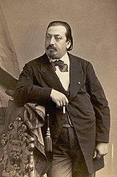Henryk Wieniawski (Quelle: Wikimedia)