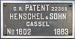 Henschel & Sohn - Typenschild.jpg