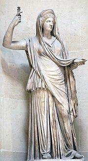 Hera, diosa del matrimonio y reina de los dioses