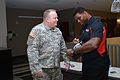 Herschel Walker at Camp Withycombe, 2012 084 (8455384902) (6).jpg