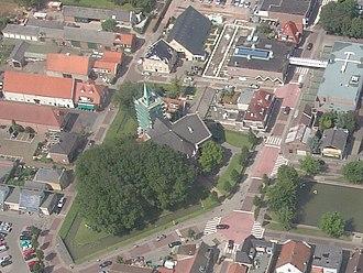 's-Gravendeel - Image: Hervormde kerk in 's Gravendeel