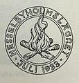 Hesselbyholmslägret - märke.jpg