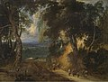 Het Zoniënwoud met marktkramers, Lodewijk de Vadder, 1650, Koninklijk Museum voor Schone Kunsten Gent, 1965-B.jpg