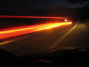 English: High Speed - Lights