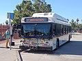 Highway 17 Express bus at San Jose Diridon, June 2018.jpg