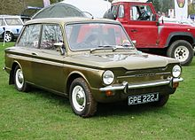 Hillman Imp registered July 1971 875cc.JPG