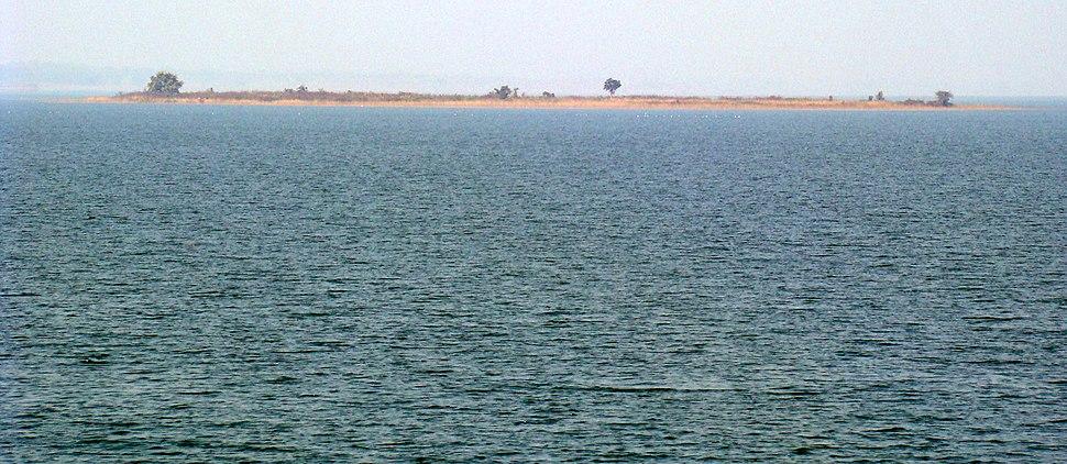 Hirakud Island