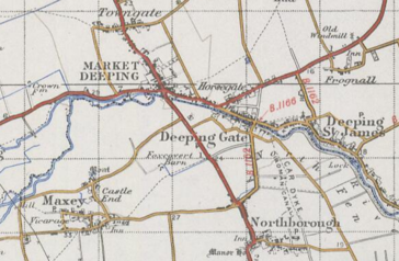 Historical map showing Deeping Gate.PNG