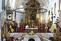 Hlavní oltář, kostel svatého Václava, Stará Boleslav, okr. Praha-východ, Středočeský kraj 01.jpg