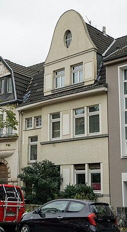 Hohenstaufenstraße in Duisburg