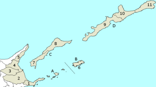 Shikotan, Hokkaido Village in Hokkaido/Far Eastern Federal District, Japan/Russia