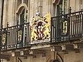 Holborn Town Hall - High Holborn, Holborn - coat of arms (21074201401).jpg
