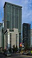 Holiday Inn Downtown Montreal and Tour des Canadiens.jpg