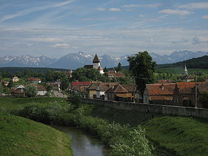 Nocrich - Image: Holzmengen Fogarascher Berge