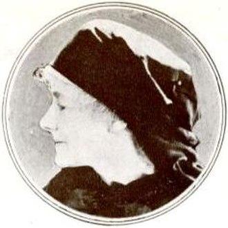 Edith Yorke - Yorke in Homespun Folks (1920)