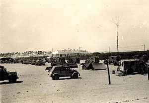 Hun, Libya - Hun el-Fuara, March 1941, Gruppe Schwerin, German Army