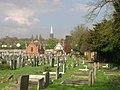 Hoop Lane Jewish Cemetery, Hoop Lane NW11 - geograph.org.uk - 1249570.jpg