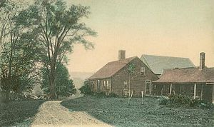 Amherst, New Hampshire - Greeley birthplace c. 1905