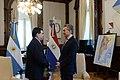 Horacio Cartes and Mauricio Macri, Casa Rosada, September 2017.jpg