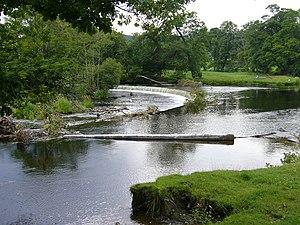 Horseshoe Falls (Wales) - Image: Horseshoe Falls 203